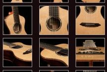 Kīkū - the 6 string ukulele? / What has 6 strings, a baritone ukulele body and sounds like a dream? The Lichty Kīkū! Learn more - http://lichtyguitars.com/2014/12/11/kiku-latest-offspring-in-the-ukulele-family/