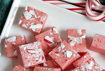 Recetas con Bastones de dulce...