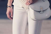WHITE || / My love for white in fashion.