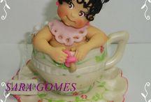 Modeling clay Sara Gomes/Biscuit Sara Gomes