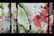 Art Quilts - Katie Pasquini Masopust's Art Quilts / art quilts by katiepm - aka Katie Pasquini Masopust www.katiepm.com