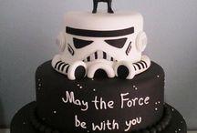 Decoração Star Wars