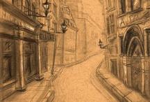 Street Sketching