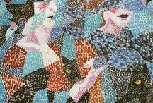Boccioni / Umberto Boccioni(İtalyanca söyleyiş:[umˈbɛrto botˈtʃoːni]; 19 Ekim 1882 – 17 Ağustos 1916),fütürizmakımının yenilikçi estetiğine şekil veren öncüİtalyanressamveheykeltraş.  Kısa yaşamına rağmen Boccioni, formun dinamizmine ve kütlenin yapıbozumuna yaklaşımıyla ölümünden sonra da birçok sanatçıyı etkiledi.