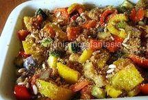 ricette Light verdure