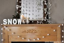 Winter / winter seasonal decor