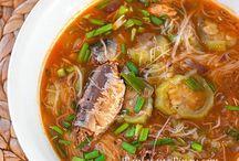 Philippines/Pinoy Cuisine ❤️❤️❤️ / Filipino delecacies