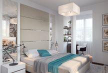 Наши работы: Дизайн двухкомнатной квартиры / Одна из наших работ: Дизайн двухкомнатной квартиры Автор проекта: Елена Агафонова