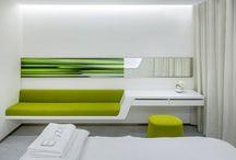 MEDICAL DESIGN / MEDICAL ROOM; DOCTOR ROOMS; PACIENT ROOM DESIGN