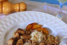 Συνταγές με διάφορα κρέατα