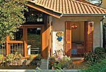 Casas rústicas / Arquitetura