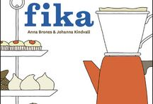 Fika / Fika  /  Ska vi fika?  /  우리 피카할까요? / by 출판사 위고, by Hugo publishing