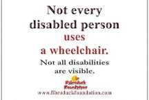 Dis - Disability Rights/Laws/Quotes/ETC.... / Disability Rights, Laws, adaptions, equipment & humor / by Sue Eckman