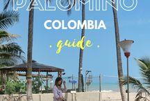 Guia de viagem Colombia