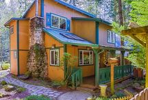 Dream Catcher Cabin / Your vacation at the Dream Catcher Cabin will be truly magical; you will catch and hold on to your dreams during this special Mt Hood vacation. #MtHood #VacationRentals