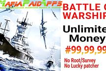 Battle of Warships Apk + Mod (Gold/Unlocked) + Data for android