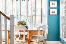 Moldings and Hardware / Making a space feel period appropriate through moldings and hardware.