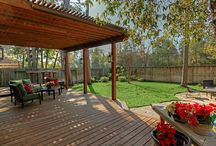 Outdoor Oasis / Exploring some great outdoor entertaining spaces!