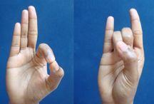 cvičení prstů