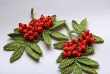 crochet All kinds of berries