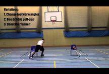 Ejercicios basket