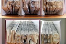Book Folding / Craft