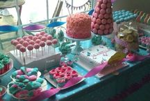 Party Food and Sweet Ideas / Table settings and party ideas