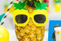 Event: Tropical/pineapple