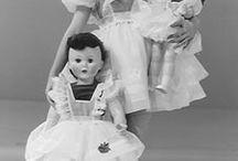 Vintage Dolls / by Debbie Cohorst
