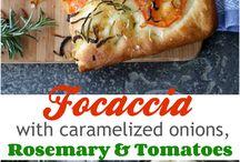 Faccasha bread