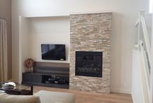 14 Heronswood Path - Gino's Homes - Waterford Green / Featuring: MPD40RNE Fireplace and Canyon Real Stacked Stone
