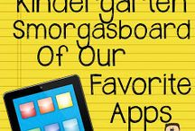 Tech in K! / Activities and ideas to integrate technology in a Kindergarten Classroom
