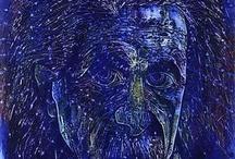 Pintores, escultores argentinos. Argentine Artists... / by Gabriela Martínez