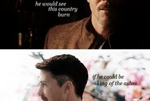 Petyr Baelish / Game of Thrones character.  Cute intrigant ^_^