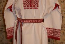 одежда народная