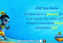 Did You Know - Krishna Run / Did You Know : Jump, slide,dodge obstacles, collect gems & enjoy an adventurous run while shooting enemies in 36  challenging stages in this top krishna adventure game. #KrishnaRun- Best Runner Game. Find Out :- hyperurl.co/krishasmm