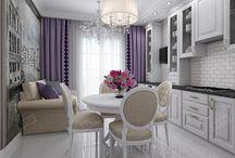 sufit w kuchni