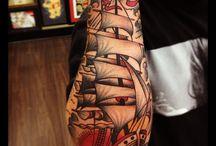 Tatuagens De Navios