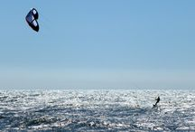 Kitesurfing  / Kitesurfing, one of the most exciting thing to do!