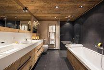 Kúpeľňa chalet