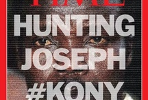 kony 2012 / a season that changed everything. a movement that won't stop. / by Jocelyn Gonzalez