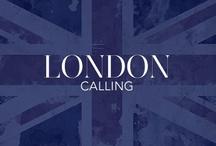 London Calling / by Bethany Toney
