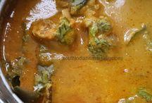 Gramathu Nattu kozhi kulambu - Chicken Kulambu  #food #recipes #foodies
