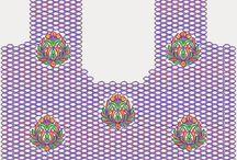 Cording Blouse Design