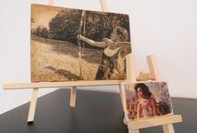 Fotografie pe lemn / Cadoul perfect, fotografie pe lemn personalizata