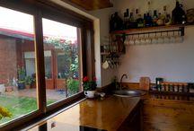 DIY kitchenette