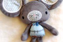 mice dolls