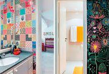 Banheiro dos sonhos / Ideias criativas e inspirações