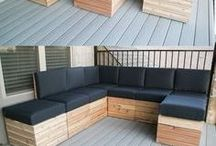Sillones pallets