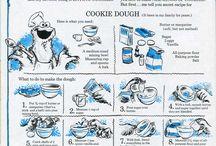 Retro & Vintage Food Recipe